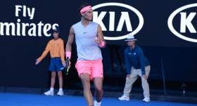 Nadal ve Wozniacki 3. tura yükseldi