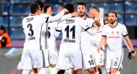 Osmanlıspor kazandı, Beşiktaş turladı