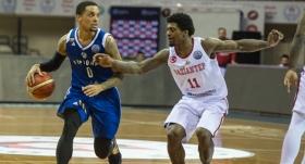 Gaziantep Basketbol uzatmada kazandı