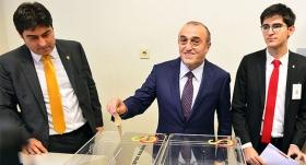 ''Biz Galatasaray için her zaman varız''