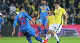Fenerbahçe Göztepe maçı özet: 2-1