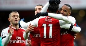 Arsenal, 22 dakikada fişi çekti!