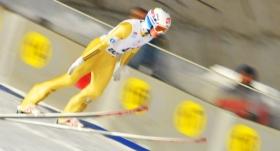 FIS Kıtalararası Kayakla Atlama Yarışları sona erdi
