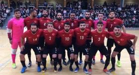 Futsal Milli Takımımızdan kötü prova