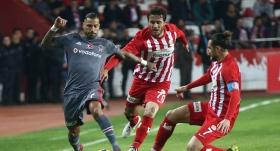 Antalyaspor-Beşiktaş maçından notlar