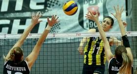 Zorlu derbi Fenerbahçe'nin