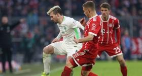 Bayern Münih, haftayı 3 puanla kapattı