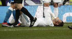 Ronaldo korkuttu