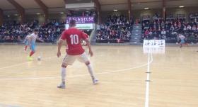Futsal Milli Takımı yine mağlup