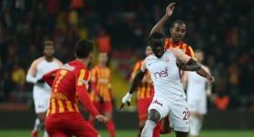 Kayserispor Galatasaray maç özeti 1-3