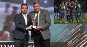 Toshack'tan Beşiktaş'a övgü