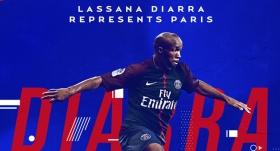 Diarra, Paris Saint-Germain'de
