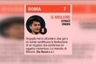 Cengiz Ünder İtalya basınında