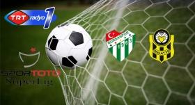 Bursaspor-Evkur Yeni Malatyaspor