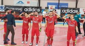 Gaziantep Polisgücü, namağlup Avrupa şampiyonu