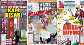 Trabzonspor'da 50'nci yıl depremi!