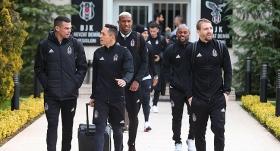 İşte Beşiktaş'ın Münih kadrosu