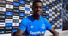 Gueye 2022'ye kadar Everton'da