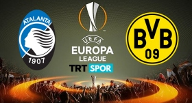 Atalanta-Dortmund maçı TRTSPOR'da