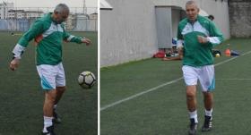 69 yaşında transfer oldu!
