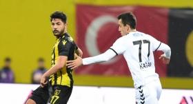 İstanbulspor 90+6'da güldü