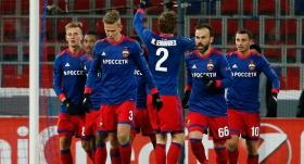 CSKA Moskova son 16 turunda