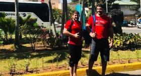 Taha Akgül ve Hüseyin Gündüz Küba'da finalde