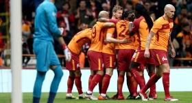 Galatasaray'ın sahasında bileği bükülmüyor