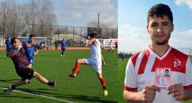 Balona röveşata atan genç, ilk maçında 2 gol attı