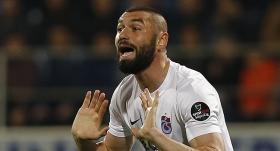 Trabzonspor'da Burak şoku!