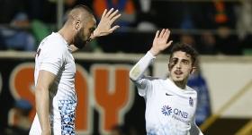 Trabzonspor'dan 2018'de ilk galibiyet