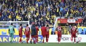 Ankaragücü'nden Gaziantepspor'a: Başın eğilmesin