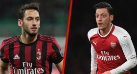 Müjde! Milan - Arsenal maçı TRTSPOR'da