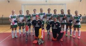 Bolu Belediyespor Avrupa şampiyonu