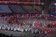 2018 Kış Olimpiyat Oyunları - Kapanış Töreni