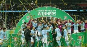İngiltere Lig Kupası Manchester City'nin