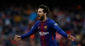 Messi Avrupa'da zirvede