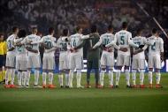 Real Madrid soyunma odasında şen
