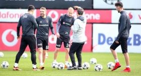 Beşiktaş, Medipol Başakşehir maçına hazır