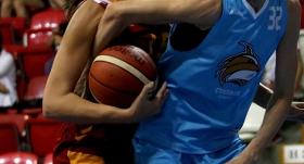 Çukurova Basketbol'dan Galatasaray'a fark