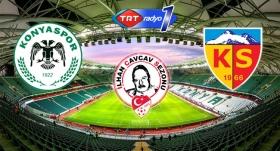 A. Konyaspor - Kayserispor
