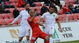 İstanbulspor play-off mücadelesini sürdürüyor