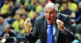 Obradovic: Darüşşafaka'yı top kaybına zorladık