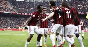 Hakan gol attı, Milan kazandı