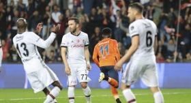"""Beşiktaş'ın Medipol Başakşehir """"kabusu"""""""