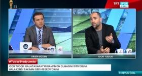 """""""Galatasaray'ın şampiyon olmasını istiyorum"""""""