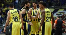 Fenerbahçe Doğuş evinde kazandı
