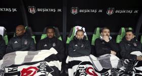 Beşiktaş'a kenardan destek gelmiyor