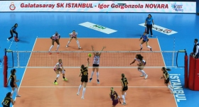 Galatasaray, evinde kaybetti