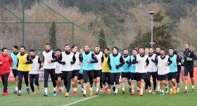 A Milli Futbol Takımı'nda hazırlıklar sürüyor